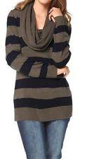 """Damen- Pullover von  """"Corley"""" beige-marine gestreift  Gr. 36 bis 44"""