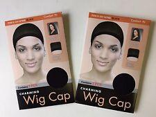 Tiffany Charming Wig Cap 2 pack CH-107 2pc each (4 pcs Total)