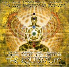 NEW Where Light Was Created: Equidivium (Audio CD)