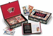 Essential Tarot Bk & Card Set (Hardback or Cased Book)