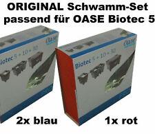 Original OASE  Filter-Schwamm-Set für BioTec 5