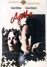 Agatha DVD 1979 Vanessa Redgrave, Dustin Hoffman, Timothy Dalton, Michael Apted