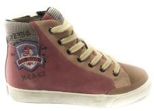 Geox j0321q 00022 c8005 scarpa da bambino colore rosa chiusura stringhe e zip  s