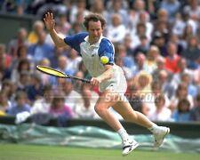 John McEnroe backhand lunge  8x10 11x14 16x20 photo 679