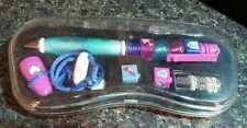 LEGO Girls Multi Color Pieces Fancy Building Pen Set Lanyard plus