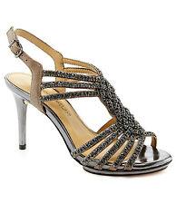 Brand New Antonio Melani Marnee Heel Jewel Sandals Two Colors to choose $135
