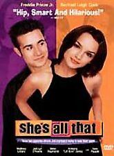 She's All That by Freddie Prinze Jr., Rachael Leigh Cook, Matthew Lillard, Paul
