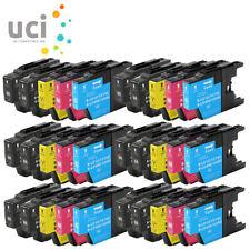 30 Ink Cartridges fits Brother LC1240 LC1280 MFC J5910DW J6710DW J6510DW J6910DW