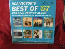 RCA Victor's Best of 57 Various LP SRL 12 49