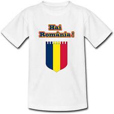 T-shirt Adulte Roumanie - Hai România! - du S au 2XL