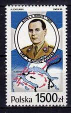 POLAND 1990 **MNH SC#2968 WWII BATTLE of NARVIK 1940
