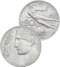 ITALIA ITALY 20 Centesimi 1908-1922 KM#44 - Choose Your Coin