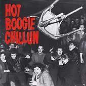 Hot Boogie Chillun - Hot Boogie Chillun CD (cult German band)