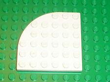 LEGO Paradisia white round plate 6003 / sets 6416 6418 & set Model Team 5563....
