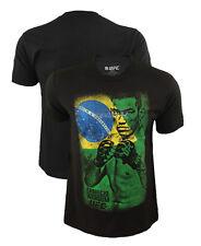 UFC Fabricio Werdum Brazil Flag Shirt UFC Champion Small  Medium  Large XL XXL