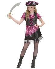 Costume Carnevale Bucaniera Travestimento Bambina PS 05441