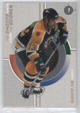 2001 In the Game Be A Player Update #BIGU Bill Guerin Boston Bruins Hockey Card