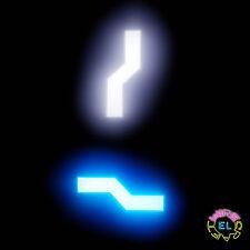 EL NASTRO – forma a zig-zag-brillante pannello elettroluminescente
