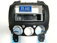 Mascherina MAZDA autoradio 1 DIN e monitor Doppio 2 Din MAZDA2 dal 2008 in poi