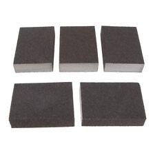 5 Pieces Sanding Sponge Sheet Abrasive Block Pad Polishing Tool, Extra Fine