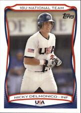 2010 USA Baseball - Choose Your Cards