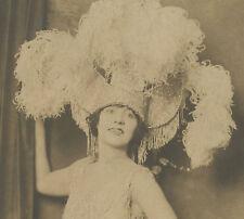 ANTIQUE ACROBAT CIRCUS VAUDEVILLE  STRAND THEATRE NY NY NYC PRE WW1 ERA PHOTO