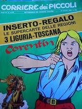 Corriere dei Piccoli 42 1968 Michel Vaillant G.Nidasio