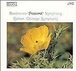 Beethoven Pastoral Symphony, Reiner (CD, 2002) JMCXR-0020,V/G