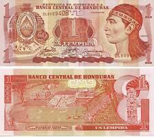 Honduras One Lempira Uncirculated 2006 Note