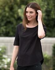 Damen Half Sleeve T-Shirt / 100% Fairtrade Baumwolle | Neutral