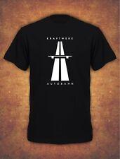 KRAFTWERK AUTOBAHN RETRO TECHNO Mens T-Shirt Black