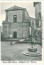 CARTOLINA d'Epoca - AREZZO - FOIANO DELLA CHIANA