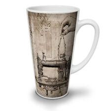 MACCHINA da cucire Retrò Nuovo White Tea Tazza Da Caffè Latte Macchiato 12 17 OZ (ca. 481.93 g) | wellcoda