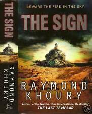 Raymond Khoury-The Sign - 1st