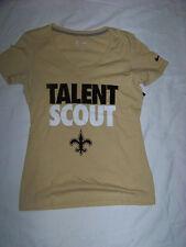 Nike Women's New Orleans Saints Talent Scout Shirt NWT
