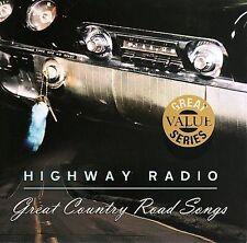 FREE US SH (int'l sh=$0-$3) NEW CD Eddie Rabbitt, Exile, The Gatlin: Highway Rad