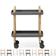 NORMANN COPENHAGEN BLOCK TABLE, Holz / Metall, Farbwahl, sofort, NEU, OVP