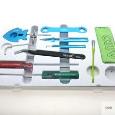 AMO Bearing Check Tools Pin Puller Trust Wrench Fishing Reel repair Kits Box set