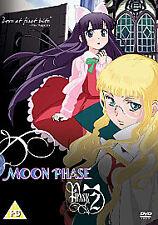 Moon Phase Volume 2 Episodes 6 - 10 (DVD 2004) NEW SEALED PAL Region 2 Manga