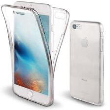 2de6f64e0dd 100% a prueba de impactos espalda frontal transparente 360 ° Caja Del  Teléfono Para Apple iPhone 6s Plus