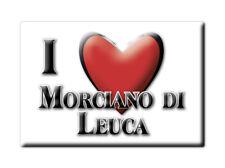 CALAMITA PUGLIA FRIDGE MAGNET MAGNETE SOUVENIR LOVE MORCIANO DI LEUCA (LE)