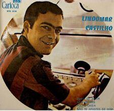 LINDOMAR CASTILHO ebrio de amor/nao chores EP45T 1976++