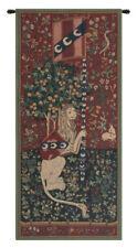 Portiere du Lion Belgian Wall Tapestry