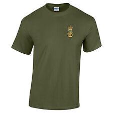 QUEEN ALEXANDRA'S ROYAL NAVAL T-shirt services infirmiers