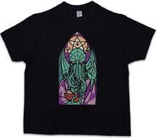 Church of Cthulhu niños jóvenes t-shirt Miskatonic Lovecraft Dunwich Cathedral
