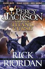 Percy Jackson and the Titan's Curse (Book 3) by Riordan, Rick Book The Cheap
