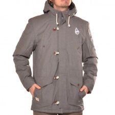 Vans Talavera Jacket Winterjacke Herrenjacke Jacke grau grey Anorak VN-0 UOHGRX