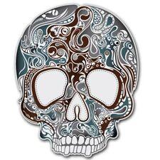 Skull Design Car Vinyl Sticker - SELECT SIZE