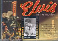 "GRENADA ELVIS IN THE MOVIES ""LIVE A LITTLE LOVE A LITTLE"" S/SHEET PART II"