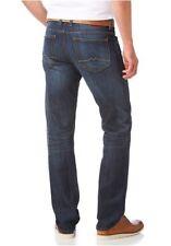 Mustang Tramper Jeans W31,W33,W40,W44 /L34 Pantalon Hommes foncé rincé Bleu usé